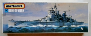 MATCHBOX 1/700 PK-352 HMS DUKE OF YORK