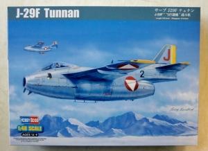 HOBBYBOSS 1/48 81745 J-29F TUNNAN