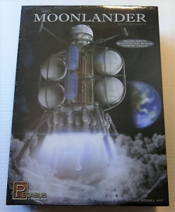 PEGASUS HOBBIES 1/350 9109 THE MOONLANDER