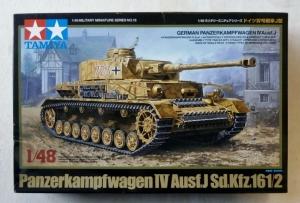 TAMIYA 1/48 32518 PANZER IV Ausf.J