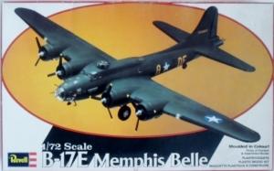 REVELL 1/72 4402 B-17E MEMPHIS BELLE
