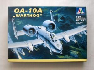 ITALERI 1/72 097 OA-10A WARTHOG