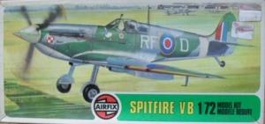 AIRFIX 1/72 02046 SPITFIRE VB