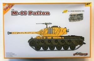 CYBER-HOBBYCOM 1/35 9147 M-46 PATTON
