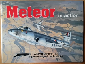 SQUADRON/SIGNAL AIRCRAFT IN ACTION  1152. METEOR