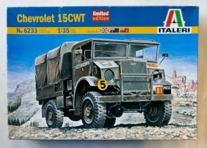 ITALERI 1/35 6233 CHEVROLET 15cwt