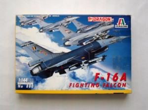 ITALERI 1/144 880 F-16A FIGHTING FALCON