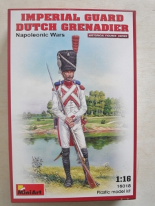 MINIART 1/16 16018 IMPERIAL GUARD DUTCH GRENADIER