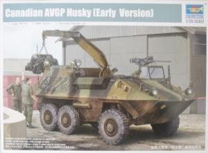 TRUMPETER 1/35 01503 CANADIAN AVGP HUSKY  EARLY VERSION