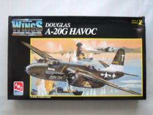 AMT 1/48 8894 DOUGLAS A-20G HAVOC