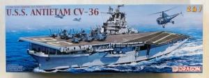 DRAGON 1/700 7064 USS ANTIETAM CV-36
