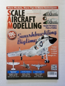 SCALE AIRCRAFT MODELLING  SAM VOLUME 36 ISSUE 09