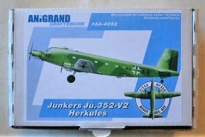 ANIGRAND 1/144 4052 JUNKERS Ju 352-V2 HERKULES