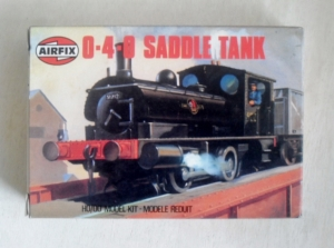 AIRFIX AIRFIX RAILWAYS 02660 0-4-0 SADDLE TANK PUG
