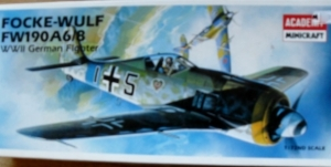 1/72 2120 FOCKE-WULF Fw 190 A6/A8