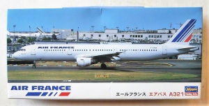 HASEGAWA 1/200 10637 AIRBUS A321 AIR FRANCE