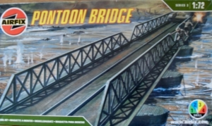 AIRFIX 1/72 03383 PONTOON BRIDGE