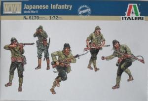 ITALERI 1/72 6170 JAPANESE INFANTRY