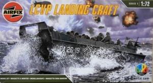 AIRFIX 1/72 01321 LCVP HIGGINS LANDING CRAFT