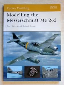 OSPREY MODELLING  12. MODELLING THE MESSERSCHMITT Me 262