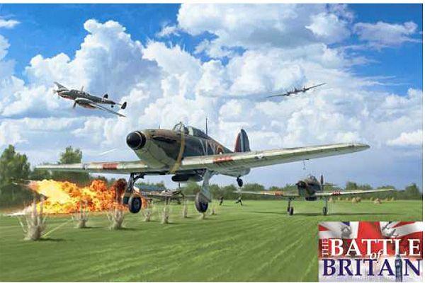 ITALERI 1/48 2802 RAF HURRICANE MK.I