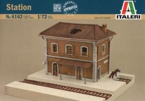 ITALERI 1/72 6162 RAILWAY STATION