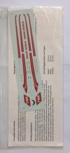 0 1/200 1480. AVIGRAPHICS 2001 TRANS WORLD TWA DOUGLAS DC-9-30  -40