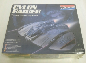 MONOGRAM  6026 CYLON RAIDER