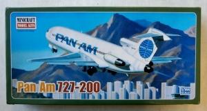 MINICRAFT 1/144 14522 PAN AM 727-200