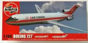 AIRFIX 1/144 04177A BOEING 727 AIR CANADA/ITALIA