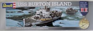 REVELL  00015 1/285 USS BURTON ISLAND