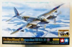 TAMIYA 1/32 60326 DE HAVILLAND MOSQUITO FB Mk.VI  UK SALE ONLY