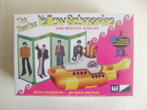MPC  779 THE BEATLES YELLOW SUBMARINE