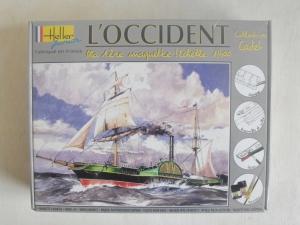 HELLER 1/400 49062 L OCCIDENT