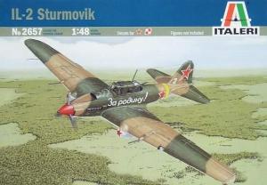 ITALERI 1/48 2657 IL-2 STURMOVIK