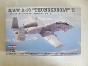 HOBBYBOSS 1/48 80324 N/AW A-10 THUNDERBOLT II