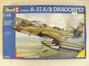 REVELL 1/48 04503 CESSNA A-37A/B DRAGONFLY