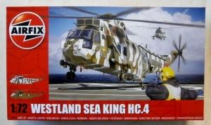 AIRFIX 1/72 04056 WESTLAND SEA KING HC.4