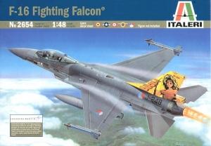 ITALERI 1/48 2654 F-16 FIGHTING FALCON