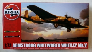 AIRFIX 1/72 08016 ARMSTRONG WHITWORTH WHITLEY Mk.V
