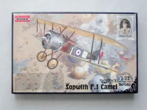 RODEN 1/72 040 SOPWITH F.1 CAMEL