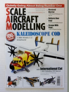 SCALE AIRCRAFT MODELLING  SAM VOLUME 34 ISSUE 12