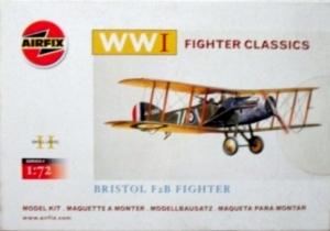 AIRFIX 1/72 00080 BRISTOL F2B FIGHTER