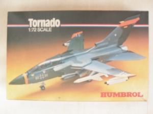 HUMBROL 1/72 72007 TORNADO