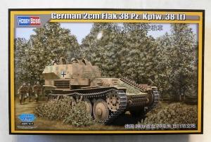 HOBBYBOSS 1/35 80140 2cm FLAK 38 Pz.Kpfw.38 t