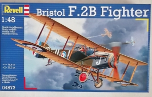 REVELL 1/48 04873 BRISTOL F.2B FIGHTER
