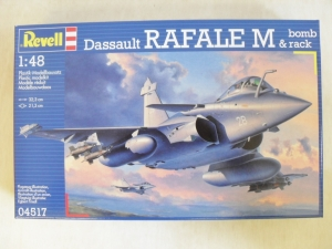 REVELL 1/48 04517 DASSAULT RAFALE M   BOMB RACK