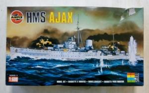 AIRFIX 1/600 03204 HMS AJAX