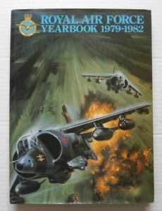 CHEAP BOOKS  ZB1392 ROYAL AIR FORCE YEARBOOK 1979-1982