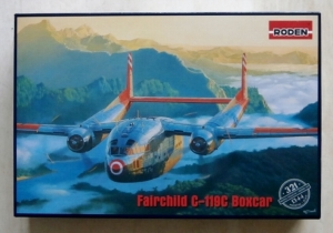 RODEN 1/144 321 FAIRCHILD C-119C FLYING BOXCAR